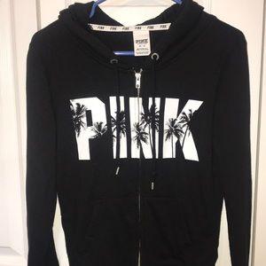 PINK (Victoria's Secret) Palm Tree Jacket